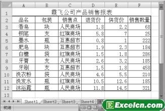 录入Excel文档内容