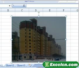 Excel2007中调整图片亮度和对比度