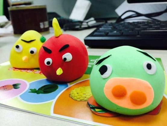 愤怒的小鸟系列