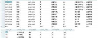 數據庫查詢語句 常見數據庫查詢語句有哪些