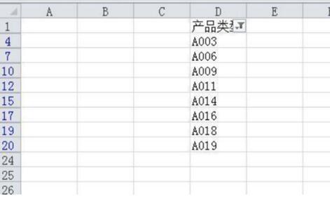 excel筛选后复制粘贴 excel表格筛选后怎样复制粘贴