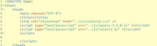 下拉框选中事件 如何使select2插件下拉框多选并获取选中的值